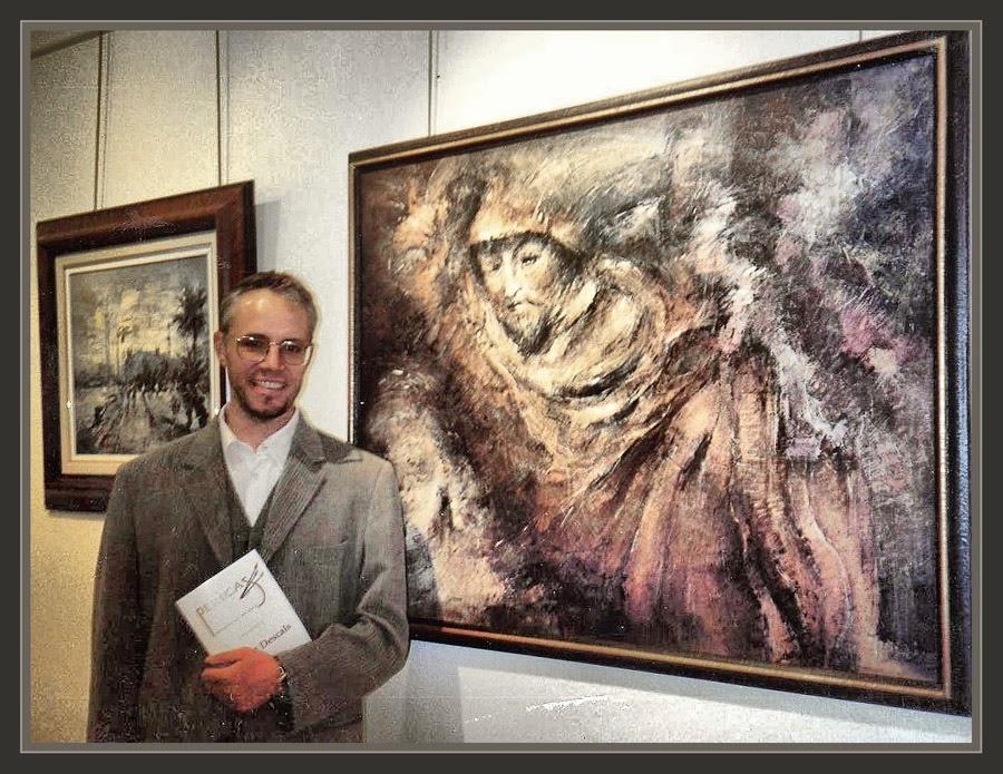 Ernest descals la historia del pintor exposiciones - Trabajo de pintor en barcelona ...