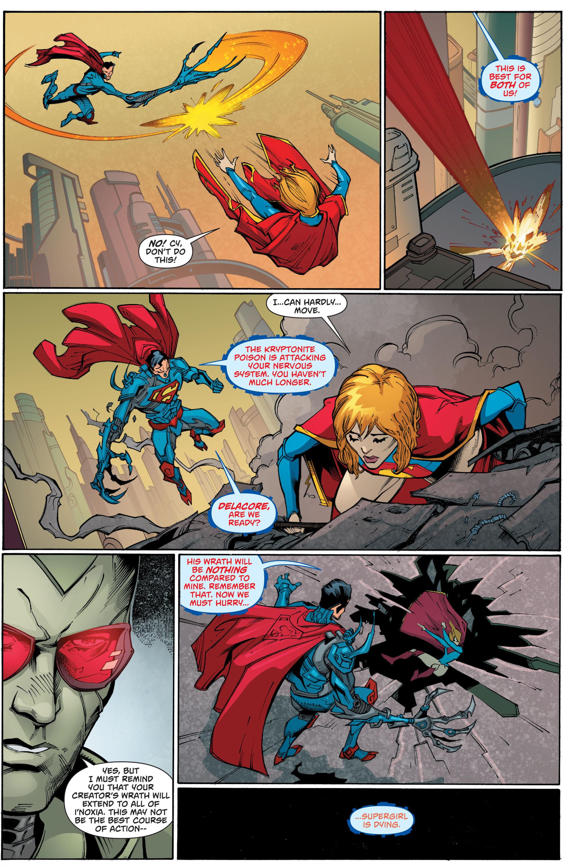 Supergirl (2011) Issue #23 #25 - English 14