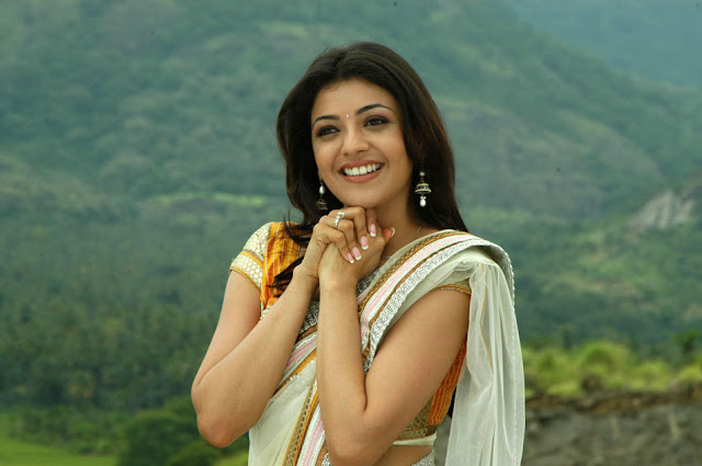 Kajal Agarwal New Bollywood Actress Wallpaper