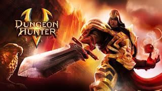 Dungeon Hunter 5 Apk full mega mod