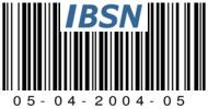 Blog registrado en IBSN