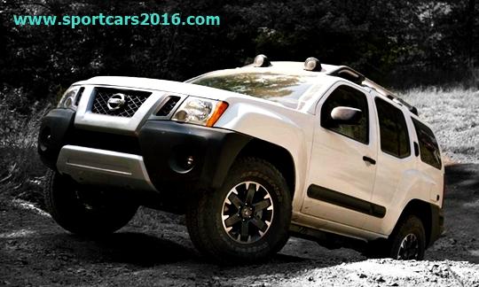 2016 Nissan Xterra Off Road