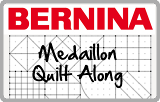 BERNINA Medaillon Quilt Along