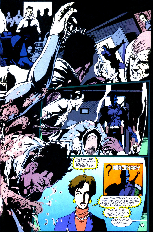 Deathstroke (1991) Issue #60 #65 - English 4