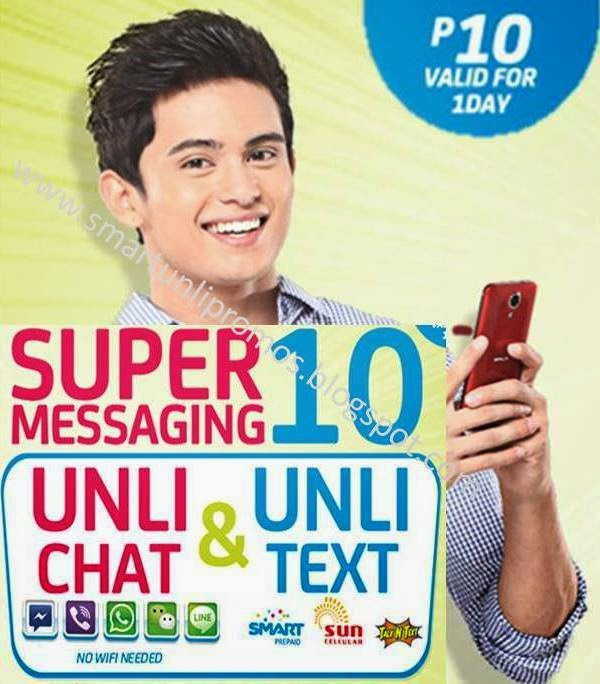 Smart UnliChat & UnliText 2015 Promo