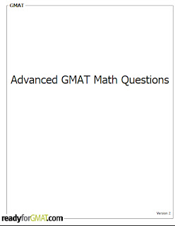 Advance GMAT (R) Math Questions
