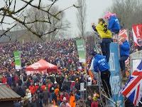Cyclocross (kolarstwo przełajowe) - zawody w Koksijde (Belgia)
