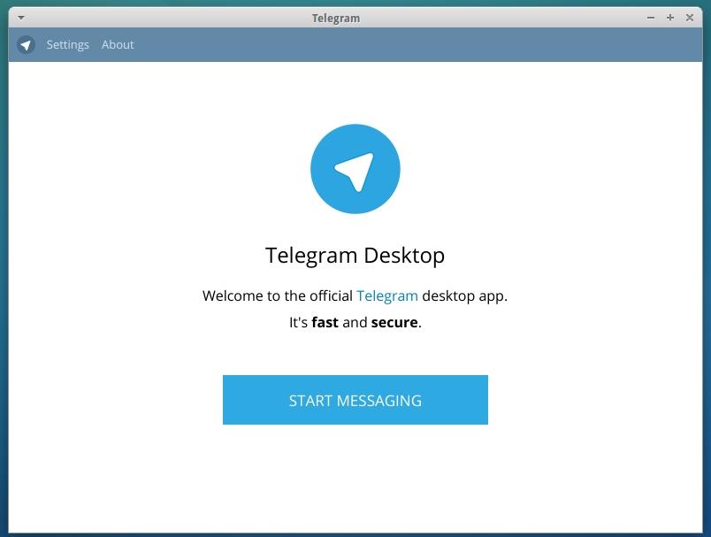 Install Telegram Desktop On Linux
