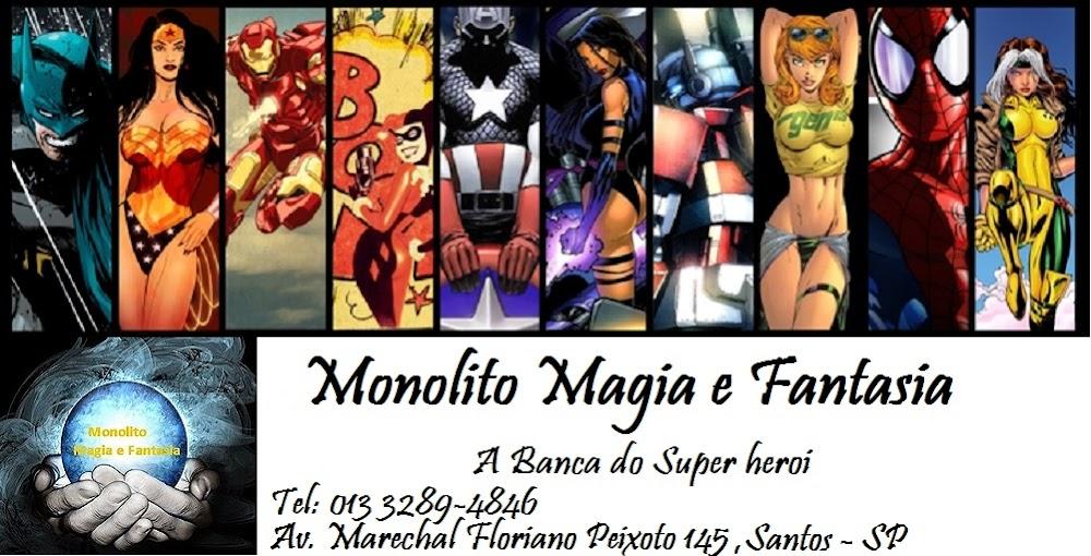Monolito Magia e Fantasia