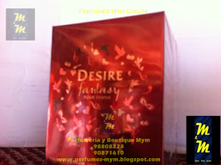 perfume desire fantasy pour femme