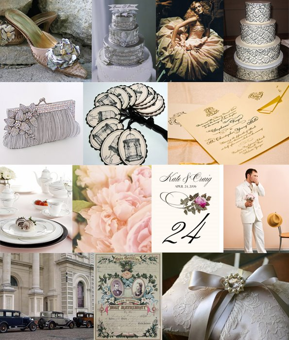Vintage Themed Wedding: Inspiration Songket Affairs : Vintage Weekend: Its The
