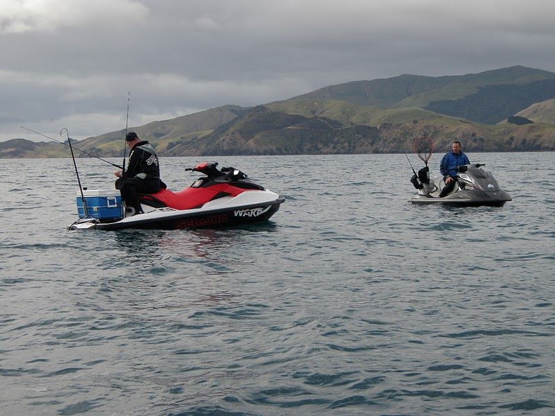 Jet ski fishing blog september 2011 for Best jet ski for fishing