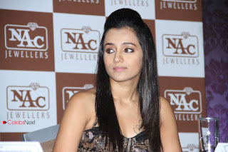 Trisha Pictures at NAC Jewellers Necklace Launch Event 0005