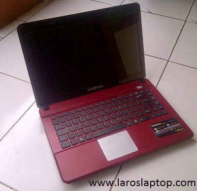 Jual Laptop Second ADVAN Soulmate G4i-23232