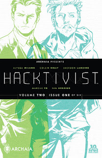 Hacktivist Vol 2 #1