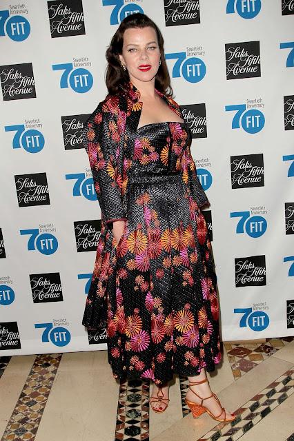 Actress @ Debi Mazar At 2015 Fit Gala In New York