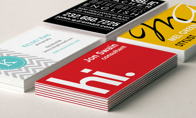 Incredible Custom business card Designs Print Call