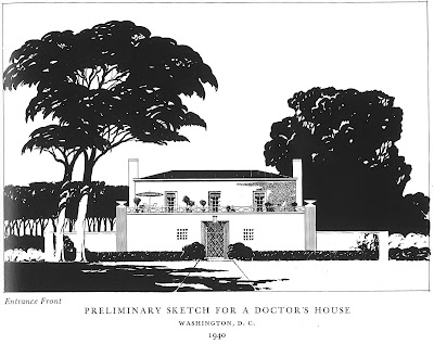 House Plan For A Doctor