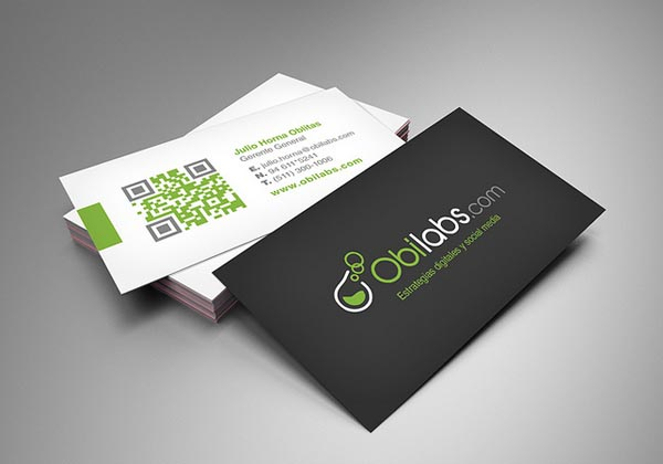 64) Business Card