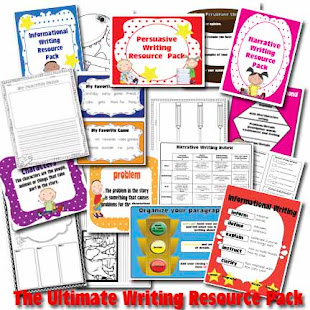 The Ultimate Writing Resource Pack