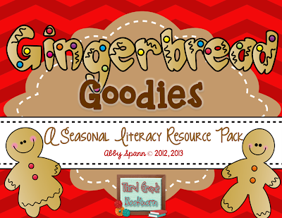 http://www.teacherspayteachers.com/Product/Gingerbread-Goodies-A-Literacy-Pack-468250