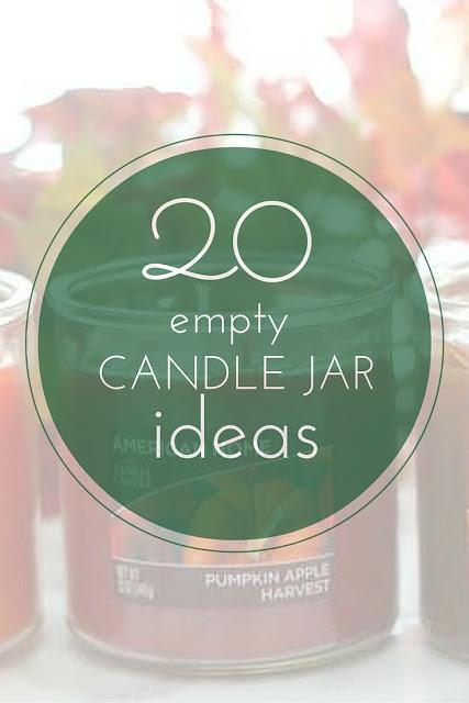 elle sees beauty blogger in atlanta over 20 ideas for empty candle jars. Black Bedroom Furniture Sets. Home Design Ideas