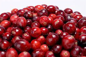 cranberries facial mask