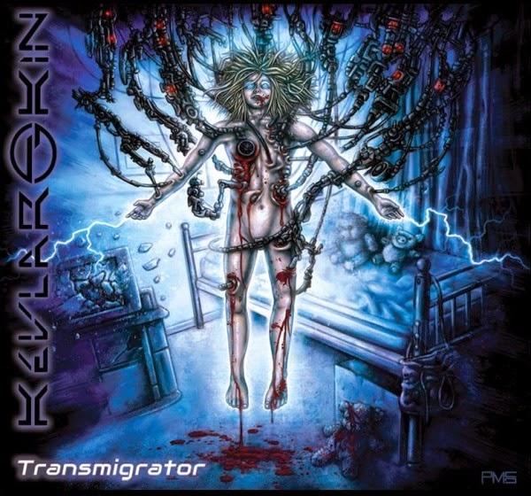 Kevlar Skin Transmigrator