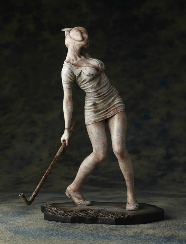 Silent Hill 2 Bubble Head Nurse