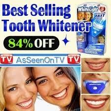 Pemutih Gigi Whitelight Teeth Whitening As Seen Toko Kosmetik Online
