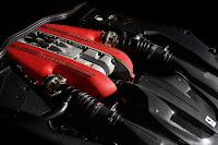 2015 Introduce Ferrari F12tdf Generation engine view