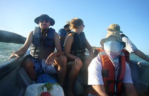 Así gozan nuestros clientes que reciben asesoría turística en la Guajira