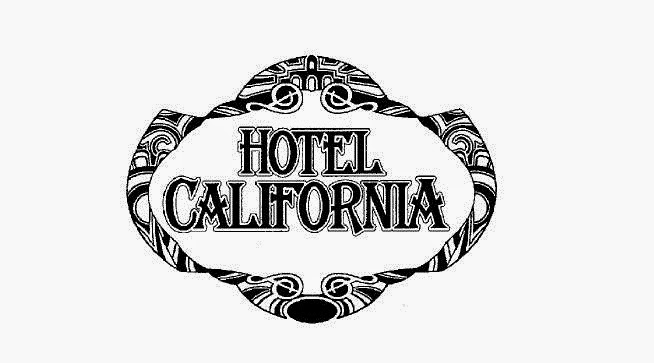 Hotel California English Song by Eagles