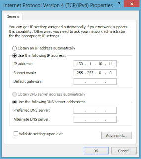 Class IP Address Version 4 in Computer Networking