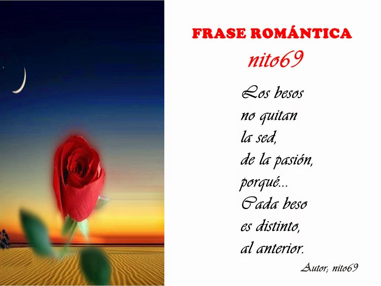FRASE ROMÁNTICA DE nito69