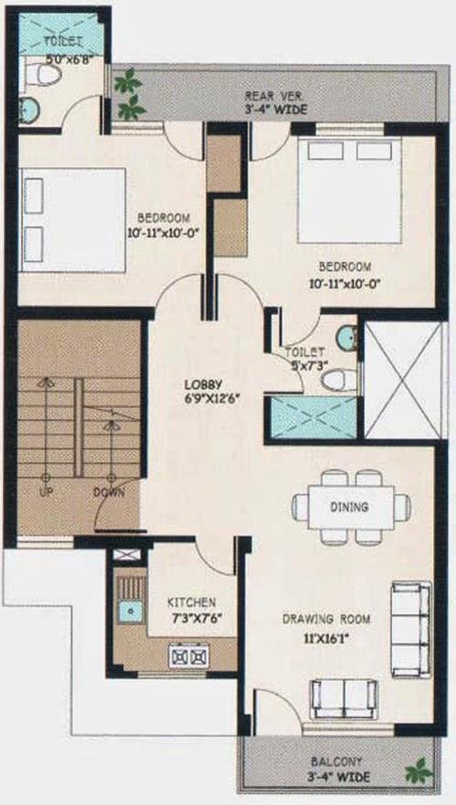 Wave City Floor Plan 3