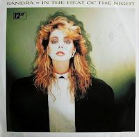 Sandra - In The Heat Of The Night (Vinyl,12\