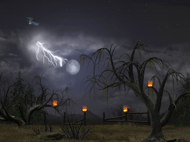 animated halloween desktop wallpapers wallpapers high