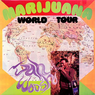 Jah Woosh - Marijuana World Tour