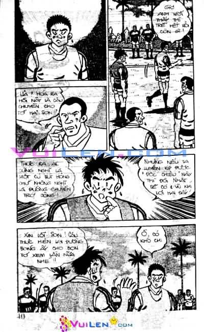 Jindodinho - Đường Dẫn Đến Khung Thành III Tập 63 page 40 Congtruyen24h