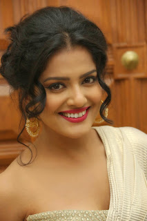 Actress Vishaka Singh Picture Gallery in Long Dress at Rowdy Fellow Audio Launch  039