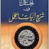 تحميل كتاب الحلل في شرح أبيات الجمل - عبد الله البطليوسي pdf