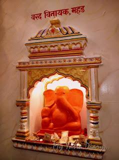 Different Ganeshas at Fortcha Icchapurti Ganesha, Ganesh Pandal Hopping, Mumbai