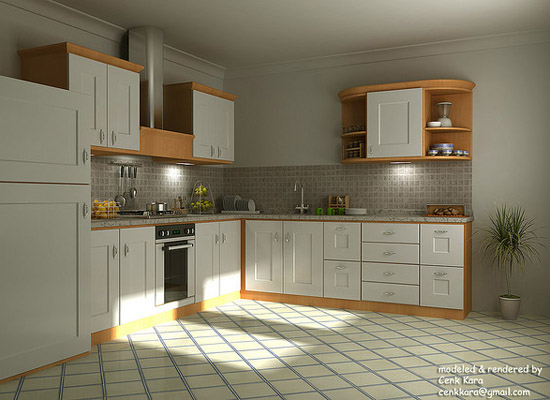 Top 10 Minimalist Kitchen Set Design