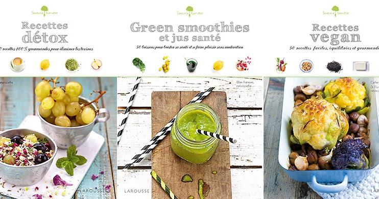 Recettes Detox | Green Smoothies | Recettes Vegan