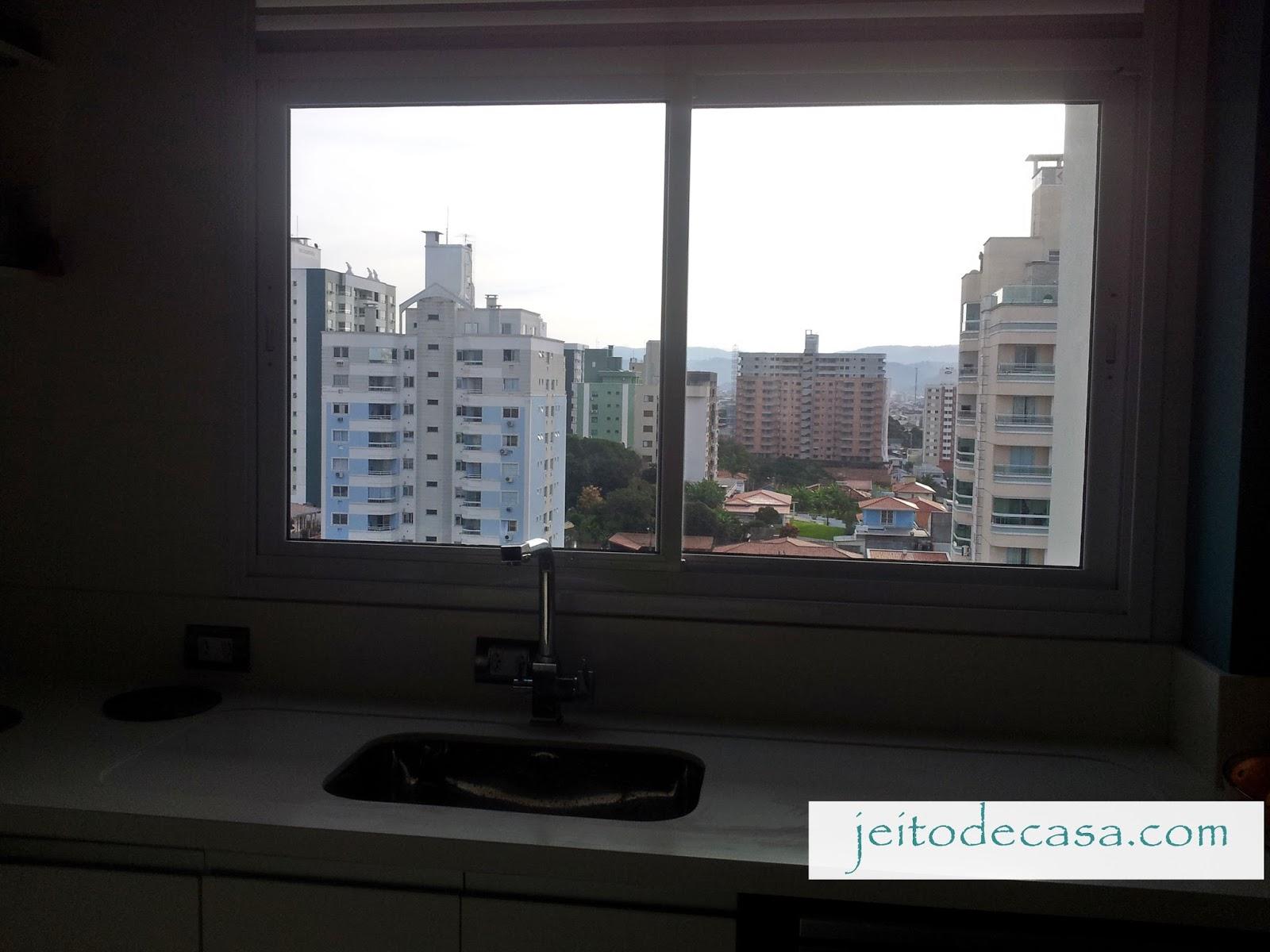 #50747B Janela da cozinha vidro fosco ou transparente? Jeito de Casa  42 Janelas De Vidro Cozinha