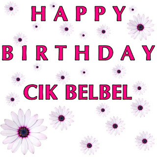 Giveaway Cik BelBel