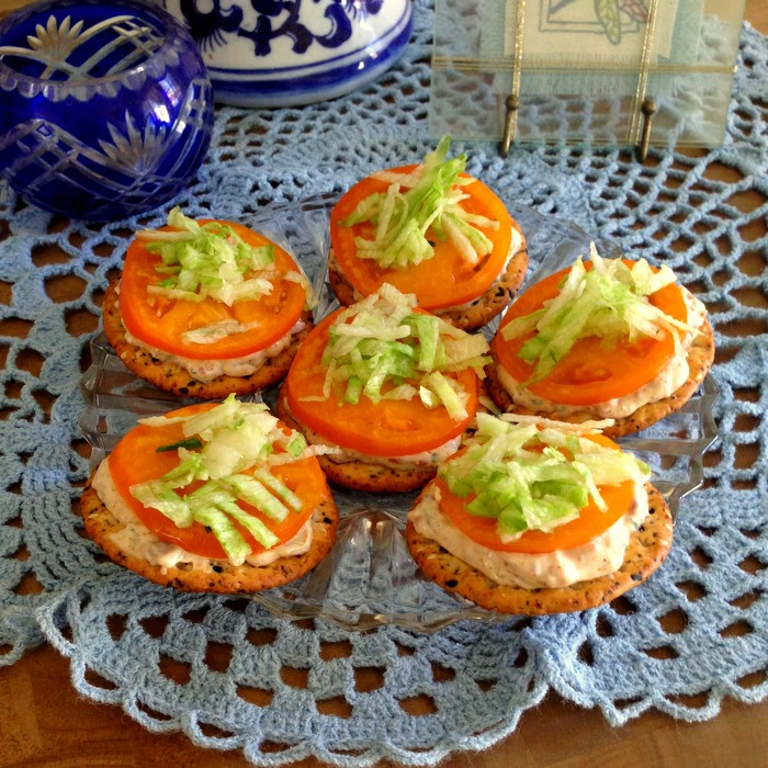 Filipino canapes appetizers cook and post for Appetizer canape