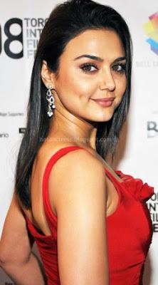 Actress preity zinta hot photos