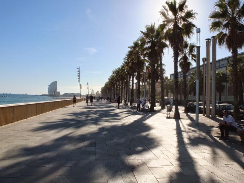 My weekend in Barcelona: Hotel, Las Ramblas, The Port & The Beach ♡